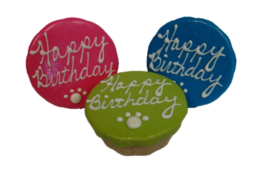Happy Birthday Cake 81905 Preppy Puppy Treats
